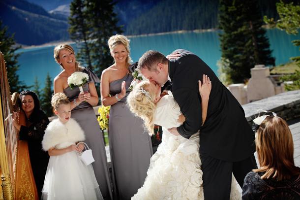 Banff Wedding Harpist