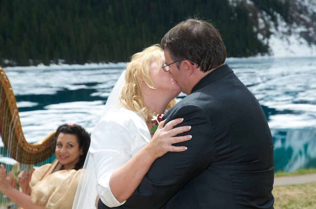 Banff Wedding Harpist
