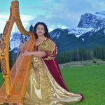 Deborah Nyack, Harpist
