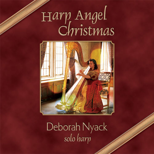 Harp Angel Christmas
